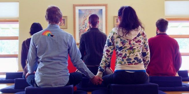 Public Meditation Sessions