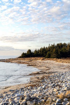 Mi'kma'ki shoreline - The treaties between the Mi'kmaq and the Settlers still stand and need to be respected